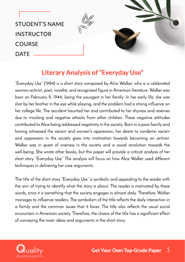 buy literary analysis essay