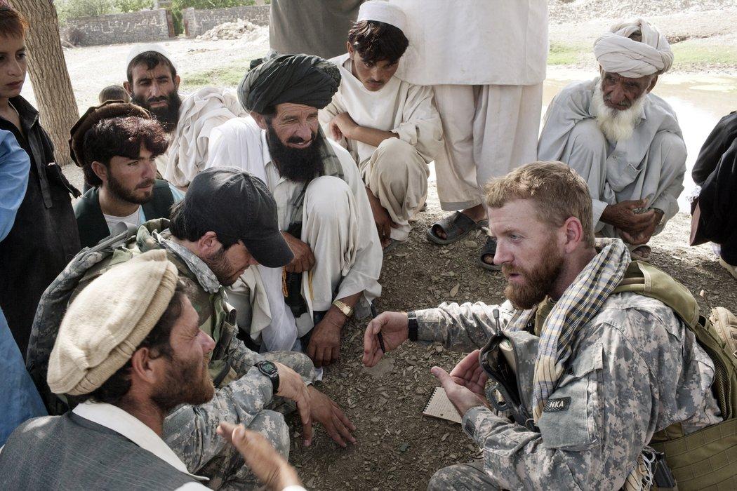 """Human Terrain"""" in Afghanistan"""