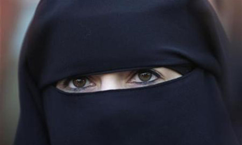 Ban on Face Covering