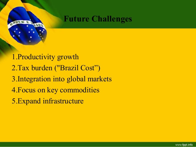 Brazil and Future Challenges