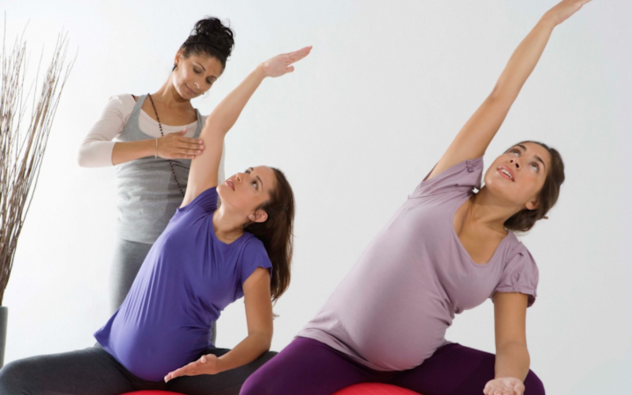 Exercise and Training during Pregnancy