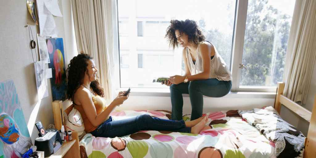 Be Friendly with your Roommate