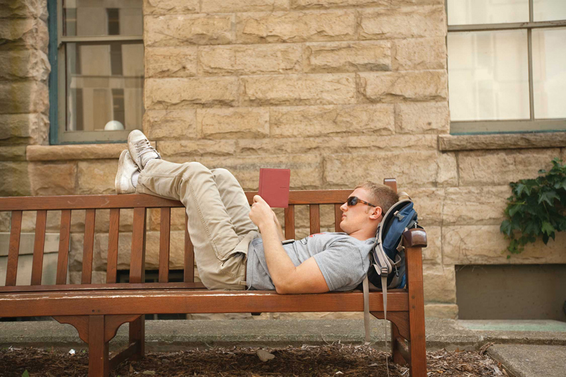 Staying on Campus during Summer Holidays
