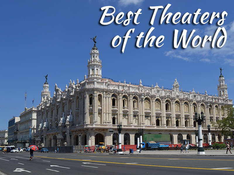 Most Beautiful Theaters in the World