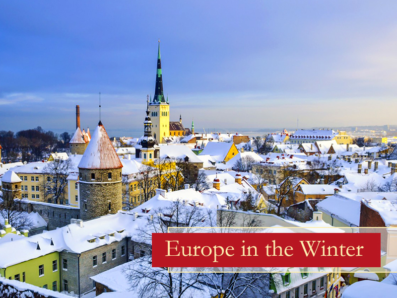 Europe in the Winter