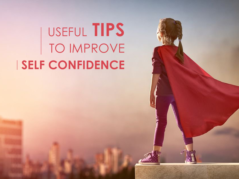 improving self-confidence