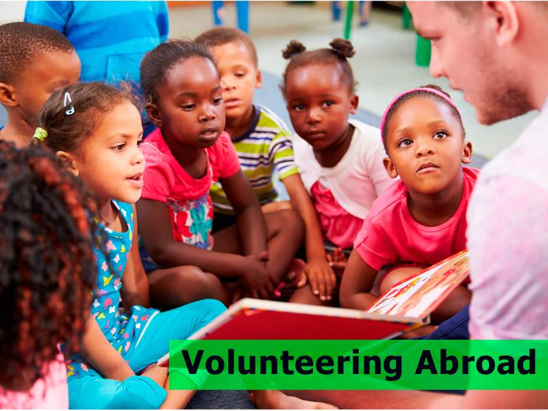 student's volunteering