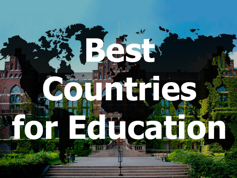 best countries for education