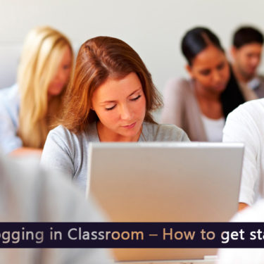 Blogging in Classroom