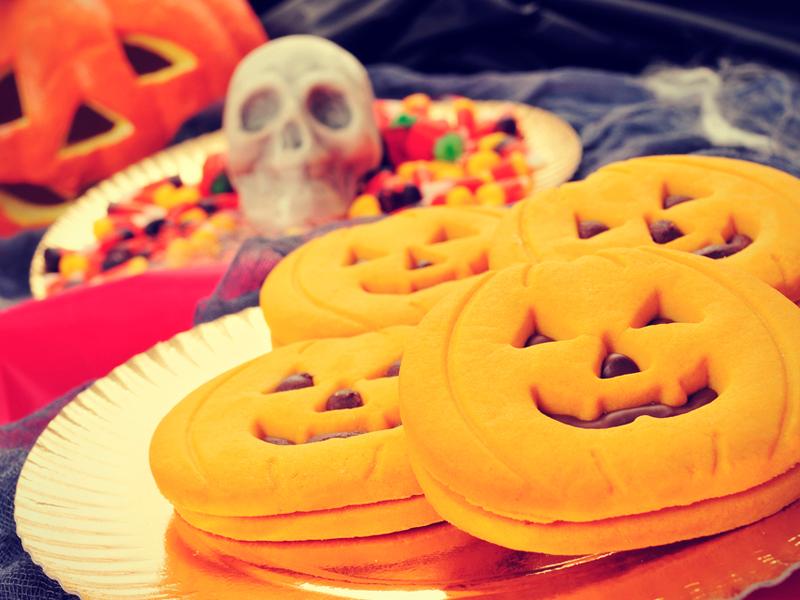 Celebrating Halloween in California