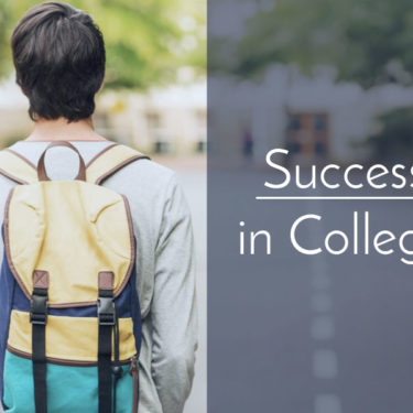 Ways to Achieve Success in College