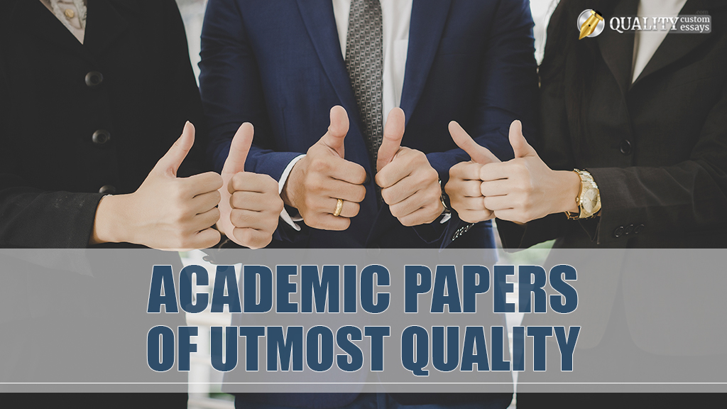 Academic Papers of Utmost Qualit