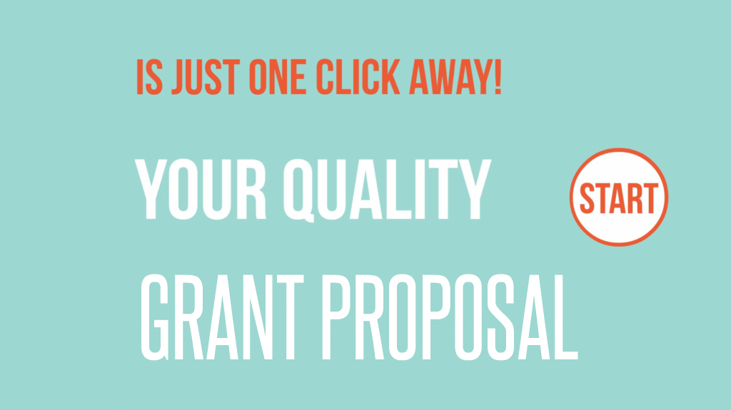 Grant Proposal Writing Service • Professional Grant Writers